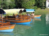 Row Boat to Island - Lake Bled-3.JPG