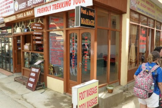 cheap massages Vietnam, Sapa massage, Sapa trekking tour