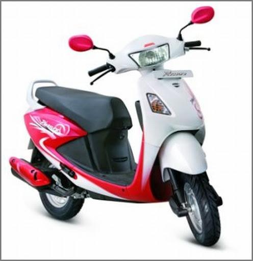 Hero Honda Launches New Pleasure