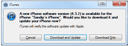 Apple upgrades iOS 4.3.2 to Fix iPad 2 Connectivity & Facetime Issues Coming within Week