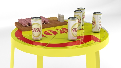 mesa de bar 1