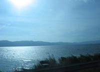 mainit lake, agusan del norte