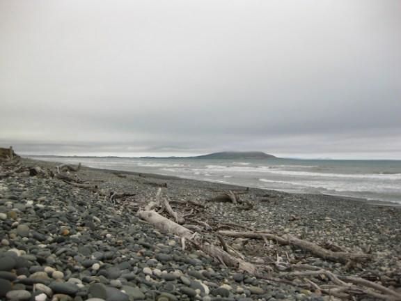 Catlins beach