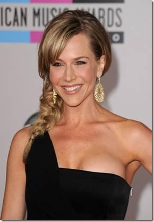 Julie Benz - American Music Awards