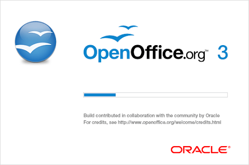 OpenOffice SplashScreen