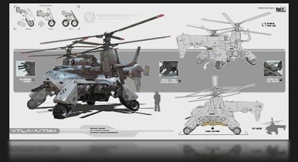 Black Hornet detail