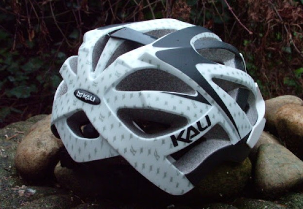 Kali helmet backside