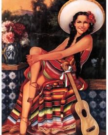 Mexican calendar girls
