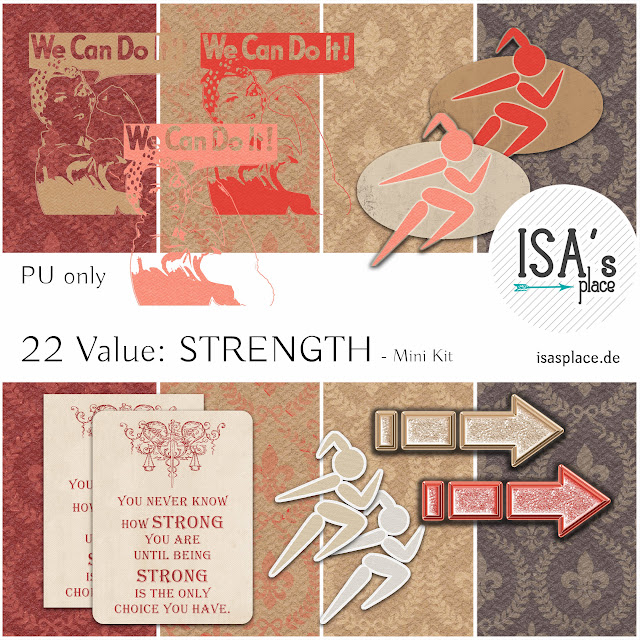 Values of Life Strength