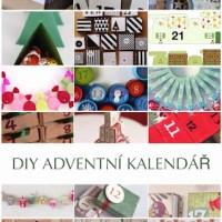 Vánoční inspirace - 24 nápadů na výrobu adventního kalendáře