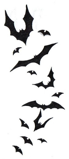 bats tattoo designs
