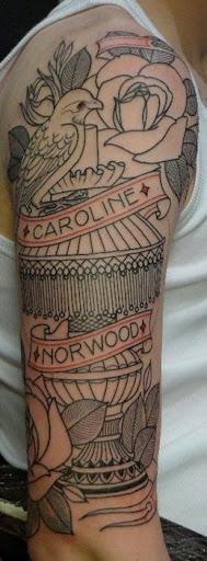 boys hands tattoo design full sleeve