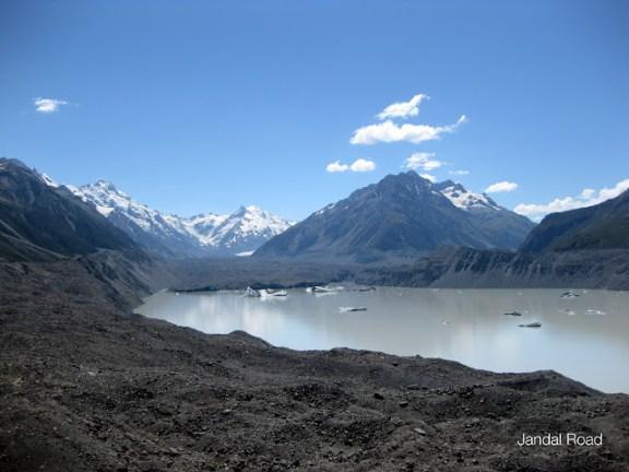 Tasman Glacier, Aoraki Mount Cook