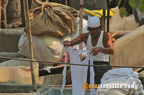 mumbai's dhobis at the dhobi ghat, mumbai laundry