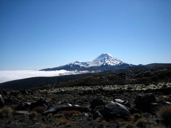 Mount Ngaruhoe, Mordor
