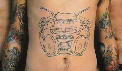 Travis Barker's Tattoos