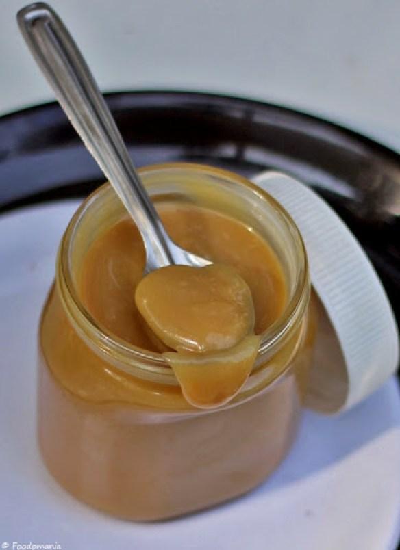 Microwave Caramel Sauce Recipe   How to make Quick Caramel Sauce