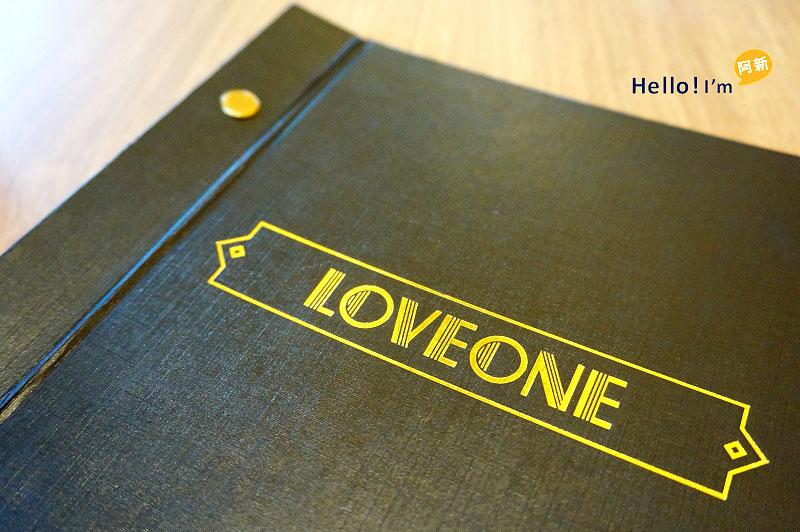 樂昂咖啡Love One Cafe 菜單Menu