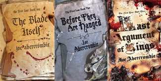 The First Law by Joe Abercrombie
