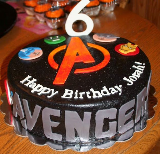 50 Best Avengers Birthday Cakes Ideas And Designs  iBirthdayCake ...