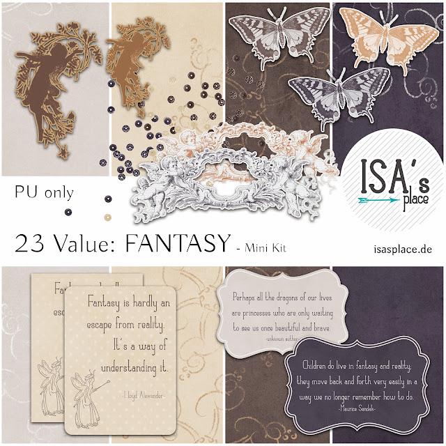 Values of Life Fantasy