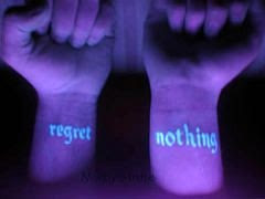 black light tattoo