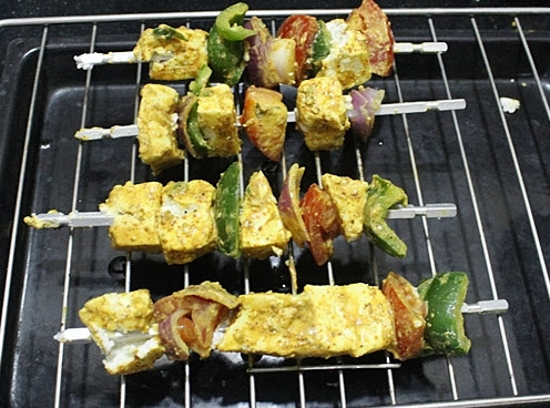 how to cook kebabs oven