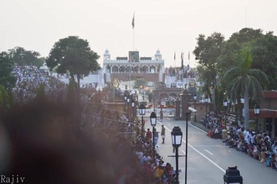 Wagah parade