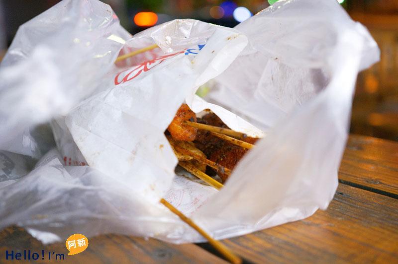 清水宵夜,清水燒烤攤車-8