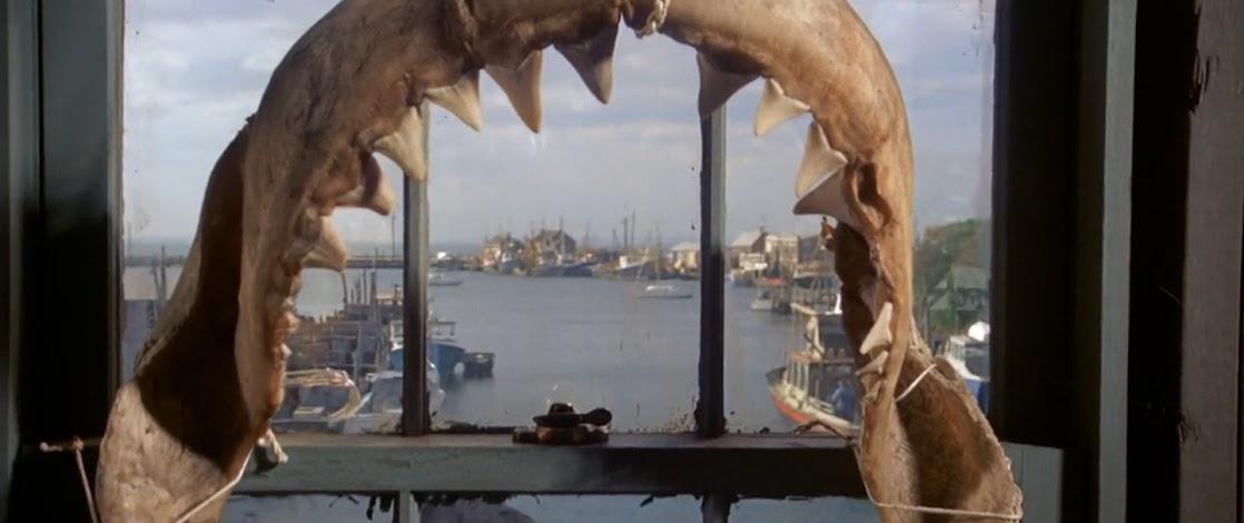 大白鯊+史蒂芬史匹伯+電影運鏡