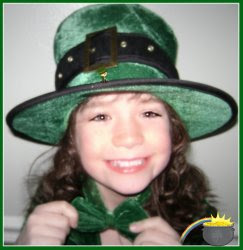 st. patrick's day costumes and celebrations