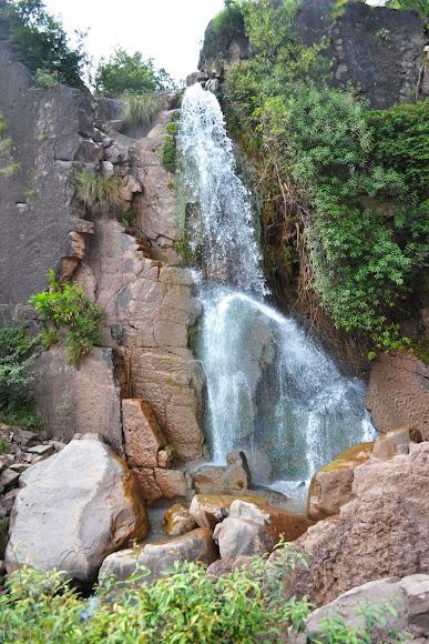 waterfall at udhampur