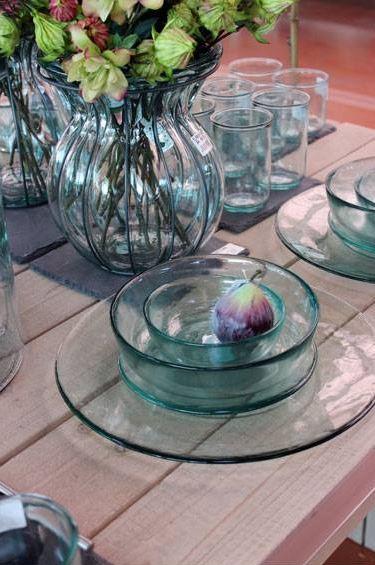 Menaje de cristal - Vajillas de cristal ...