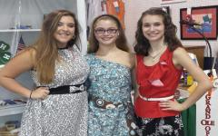 Rein, Rossman, Cencula compete in Maryland State Fashion Revue