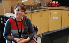 People You Need To Know: Tatyana Partch, new health room nurse