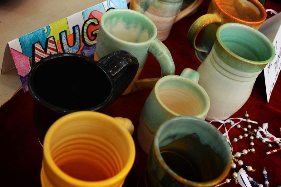 Craft sale: Art Honor Society raises money (and spirits) this holiday season
