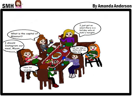 SMH: Anderson launches new cartoon strip