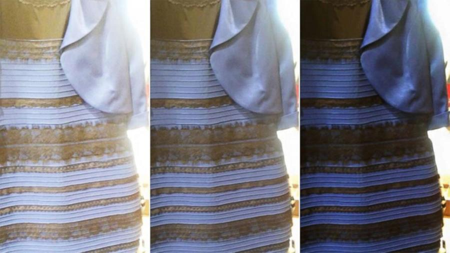 """Say """"yes""""to the dress? Or just fight about the color"""