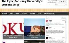 Former Lancer Media reporter shines at Salisbury
