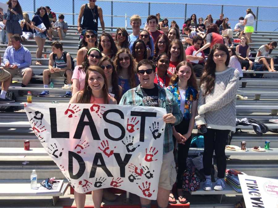Class of 2015: Last Day of School!