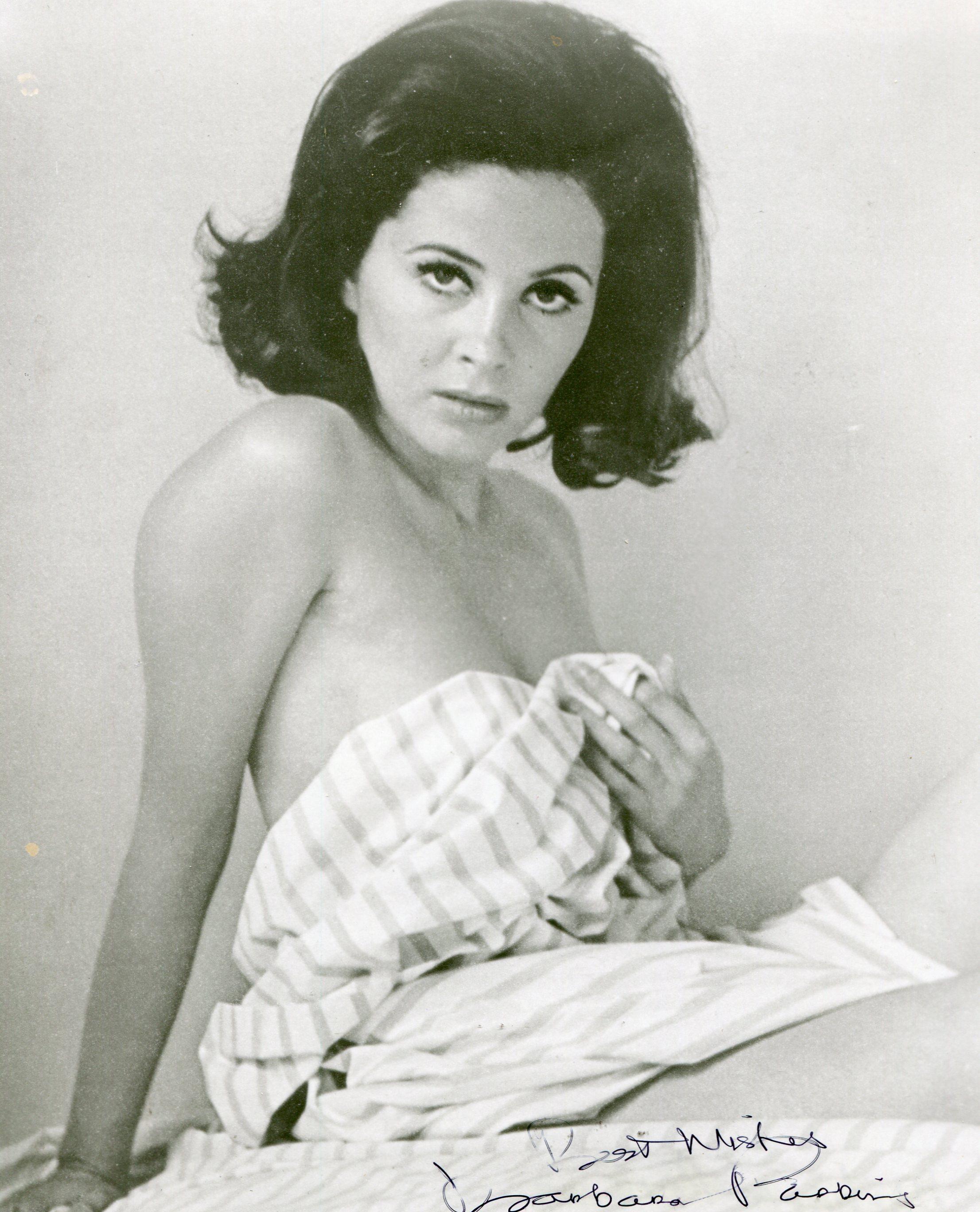 Barbara parkins nude