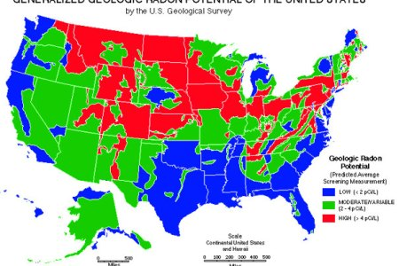 similiar radon map us keywords
