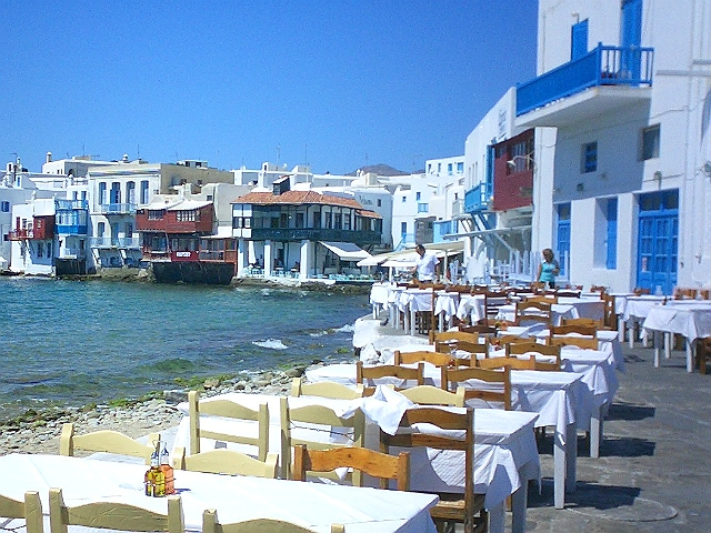 Mykonos island mayor accused of tax fraud