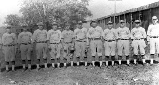 Dr.  Altemeier's Baseball Team