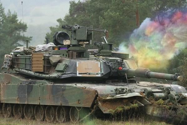 tank firing homosexual chemtrails
