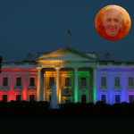 Secret Blood Moon Ceremony Hosted By The Pope