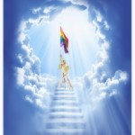 Confirmed:  Gay Christians Are Conspiring To Go To Heaven, Organize Gay Marriage Protests and Legislation