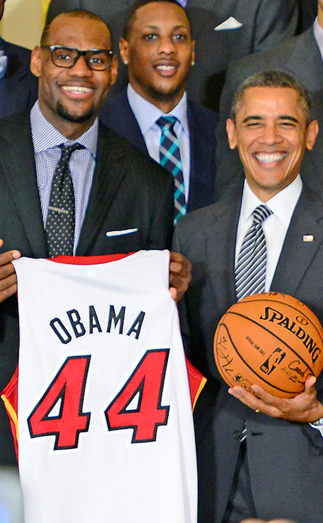 obama lebron james conspiracy