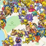 Pokeradar, The Site To Check Pokemon In Your Neighborhood