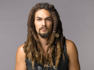 STARGATE ATLANTIS -- Pictured: Jason Momoa as Ronon -- SCI FI Channel Photo: Matthias Clamer